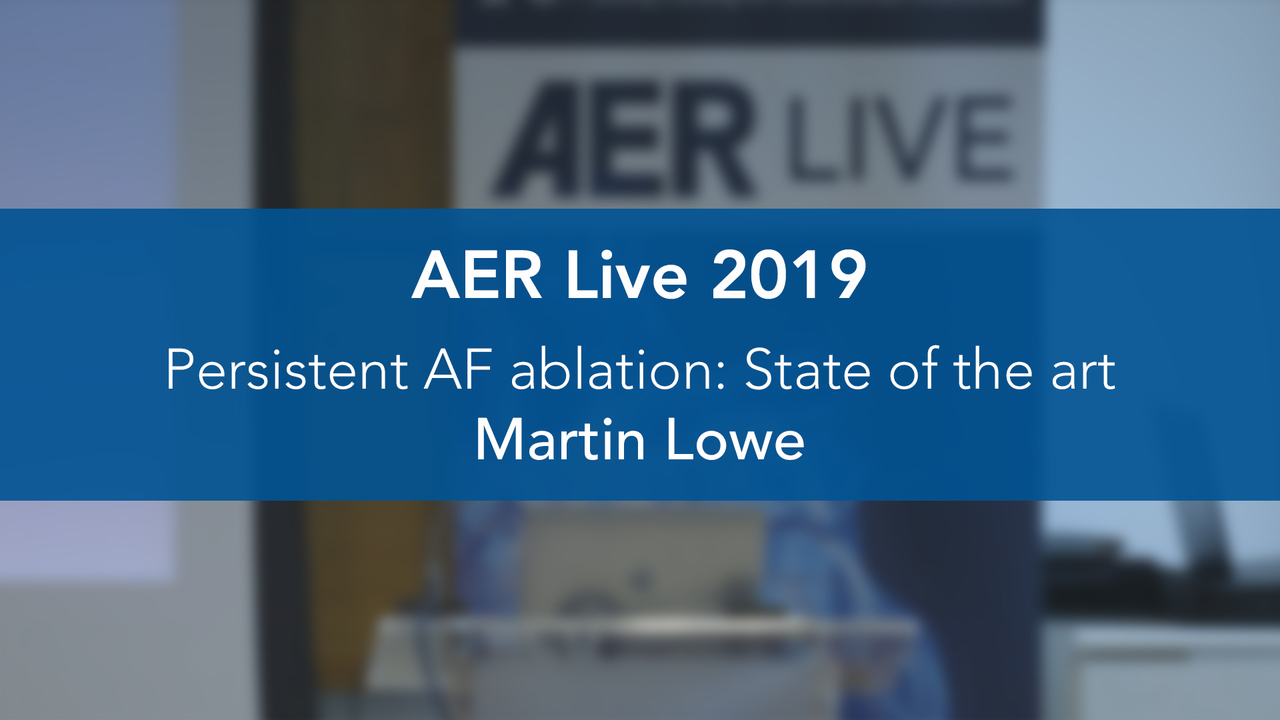 Persistent AF Ablation: State of the Art