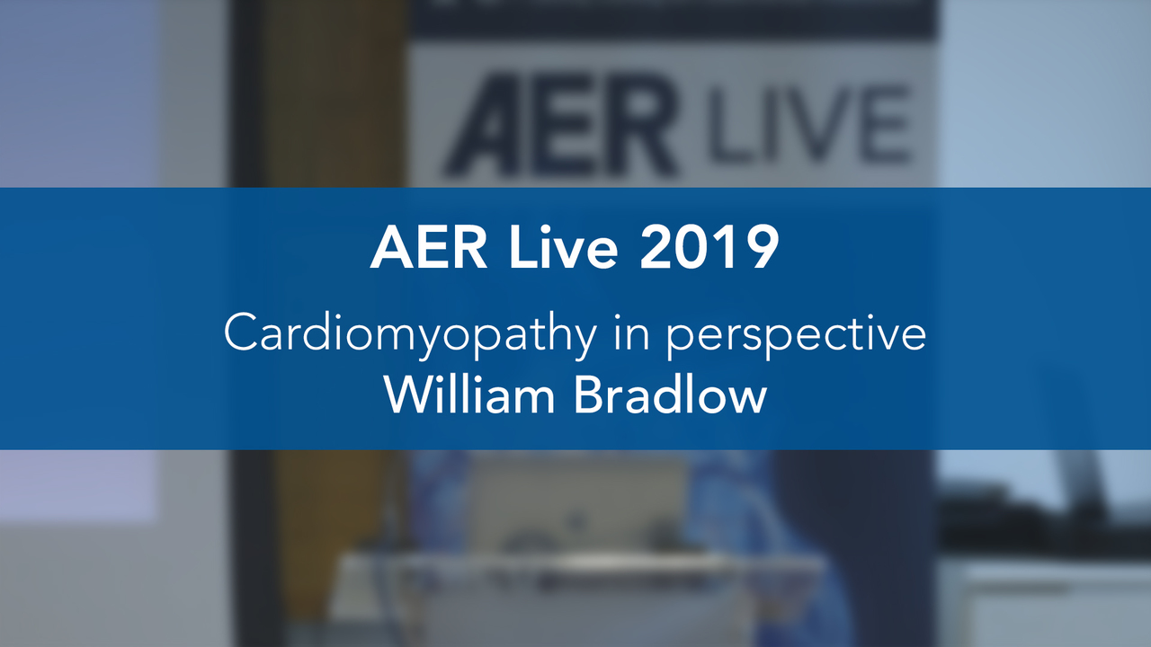 Cardiomyopathy in Perspective