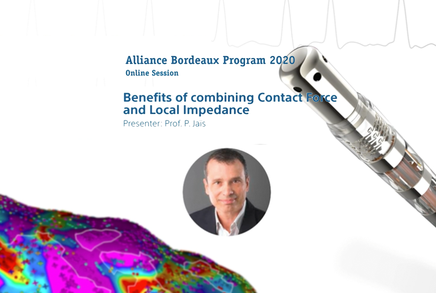 The Benefits of Combining Contact Force and Local Impedance